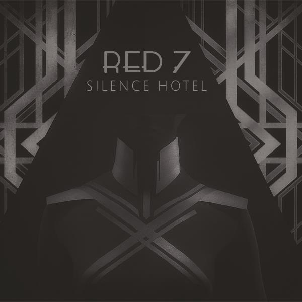 GYMN007LP Gymnocal Industries  Red 7 Silence Hotel (LP)