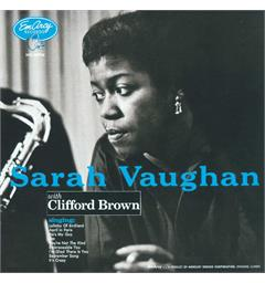 Sarah Vaughan Sarah Vaughan With Clifford… - LTD (LP)