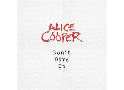 "0215108EMU Ear Music  Alice Cooper Don't Give Up - LTD Picture Disc (7"")"