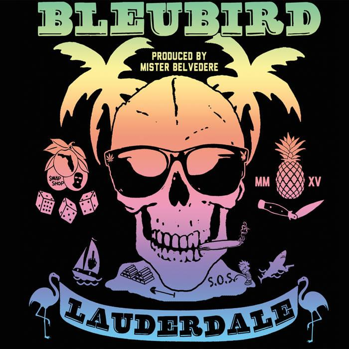 LPFFINC056 Fake Four Inc.  Bleubird Lauderdale (LP)