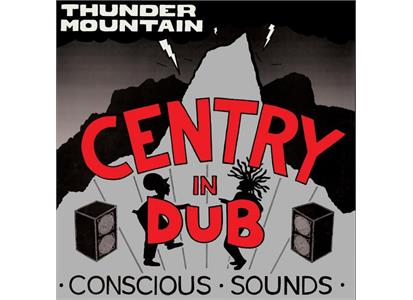 PRTLLP005 Partial Records  Centry In Dub - Thunder Mountain (LP)
