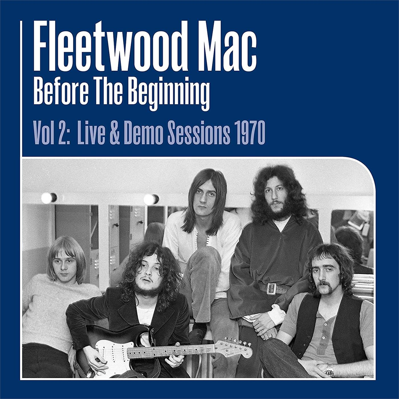 0190759353516 Legacy Recordings  Fleetwood Mac Before The Beginning Vol. 2: 1970 (3LP)