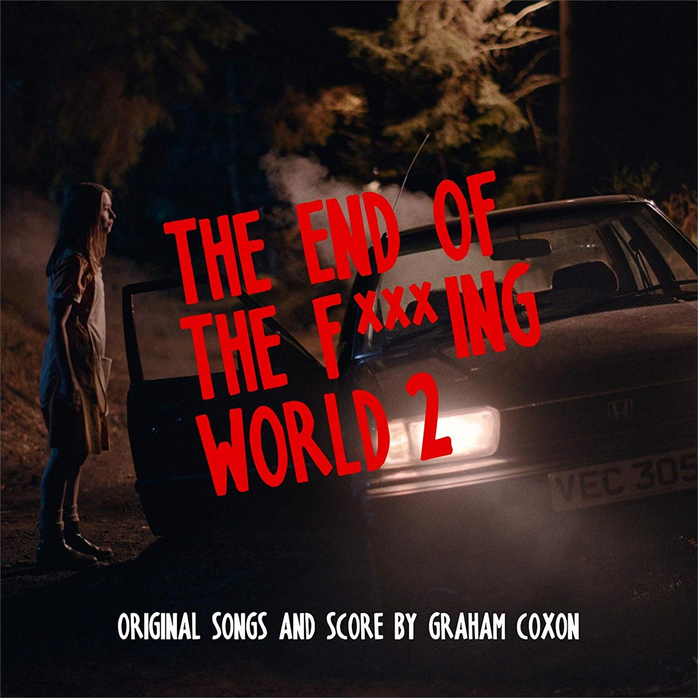 0190296867620 ADA  Graham Coxon/Soundtrack The End Of The F***ing World 2 (2LP)