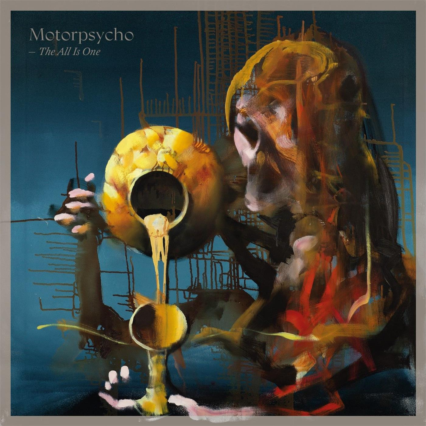 MPLP304 Rune Grammofon  Motorpsycho The All Is One (2LP)