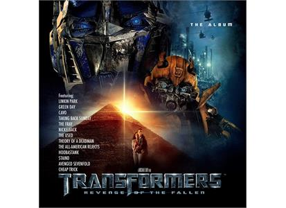 WB519264.1 Warner Bros.  Soundtrack Transformers: Revenge Of The...(2LP)