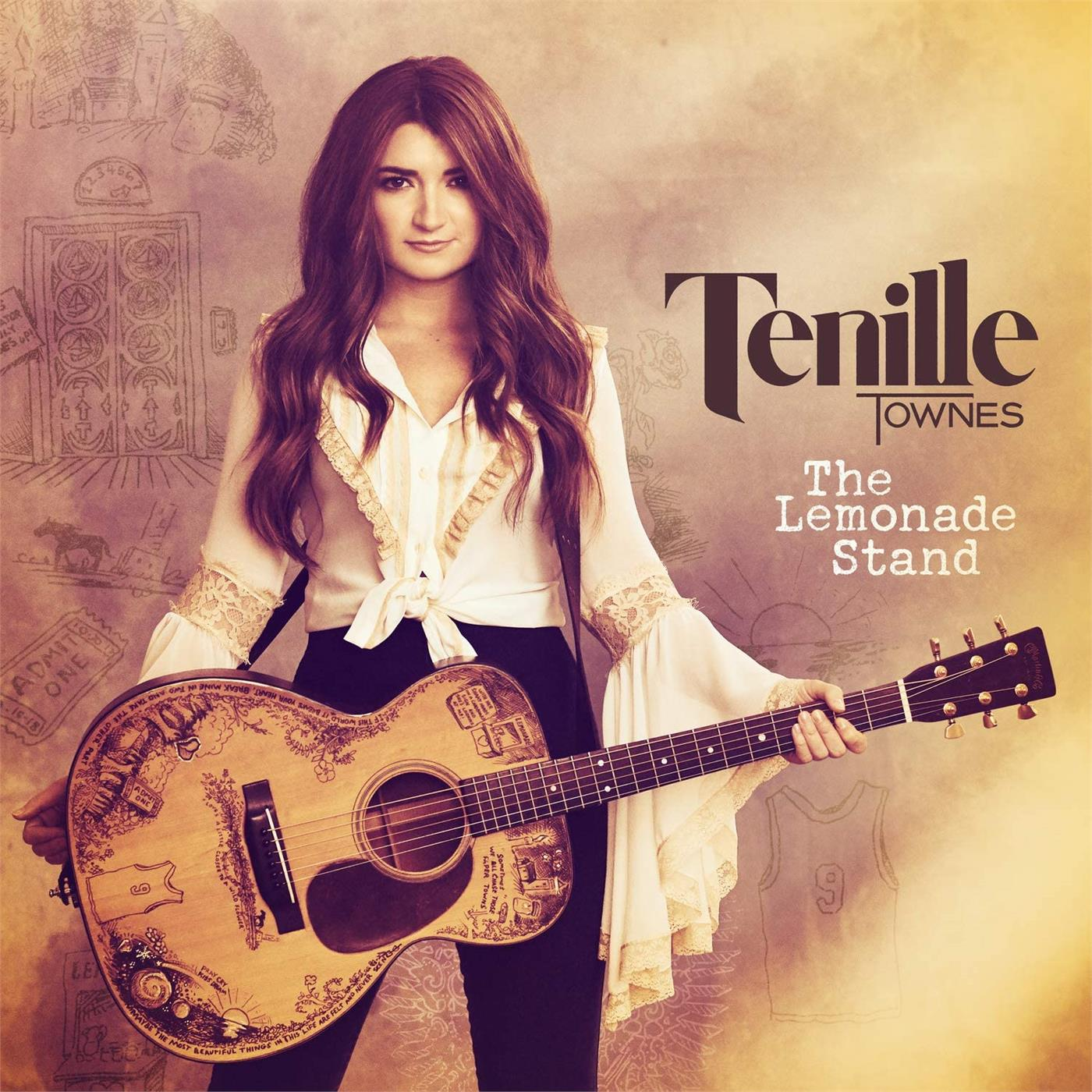 0190758869711 Columbia  Tenille Townes The Lemonade Stand (LP)