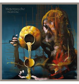 Motorpsycho The All Is One (2LP)