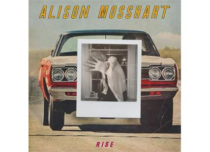 "RUG1148 Domino  Alison Mosshart Rise/It Ain't Water - LTD (7"")"