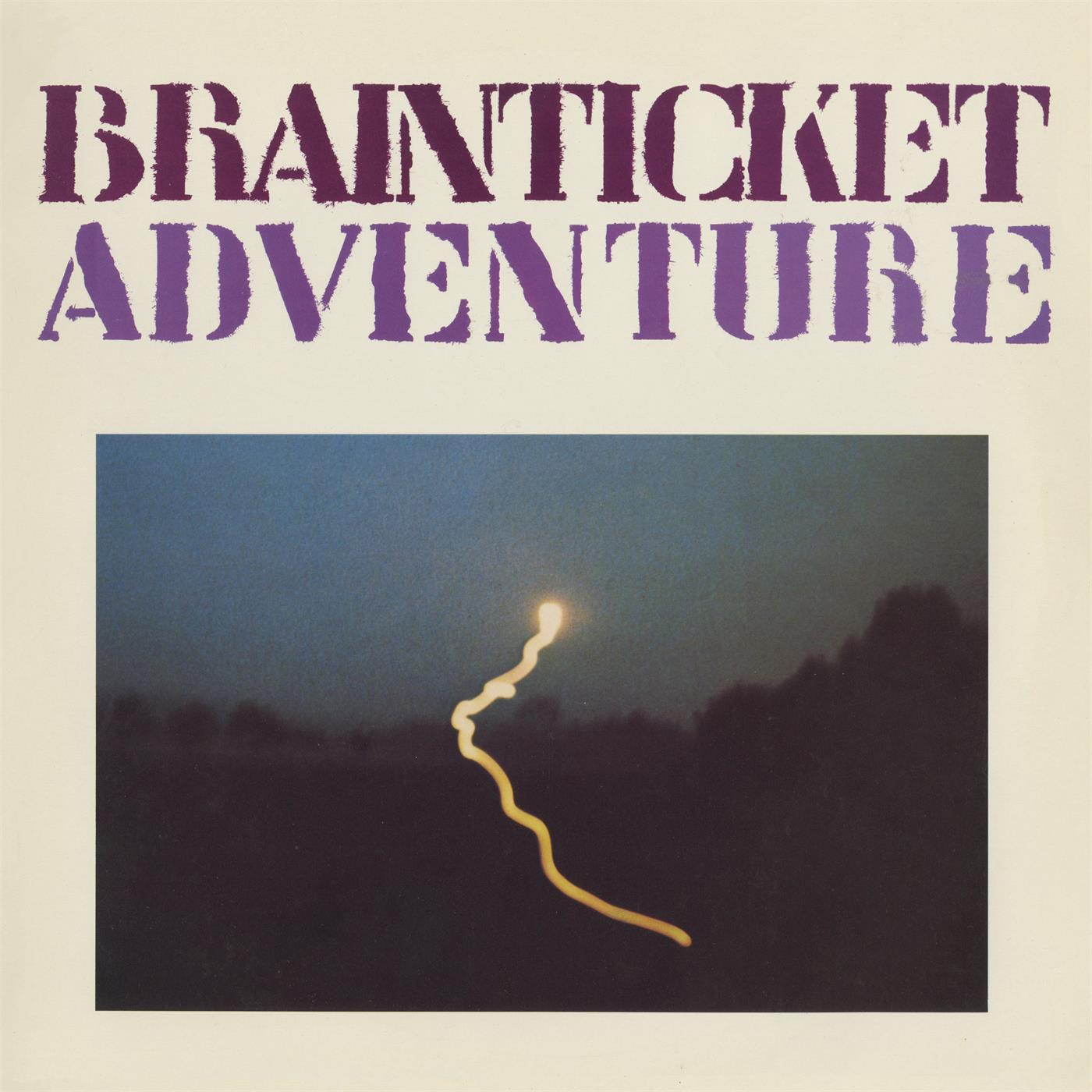 CLOLP1456 Purple Pyramid  Brainticket Adventure (LP)