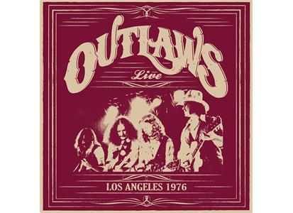 CLOLP1752 Purple Pyramid  Outlaws Los Angeles 1976 (LP)
