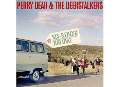 JANSEN119LP Jansen Plateproduksjon  Perry Dear & The Deerstalkers Six String Holiday (LP)