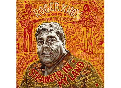BSLP179 Bloodshot  Roger Knox Stranger In My Land (LP)