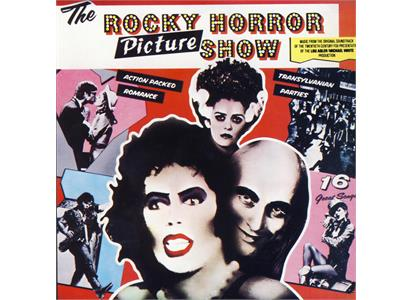 ODE000121 Ode Records  Soundtrack Rocky Horror Picture Show - LTD(LP)