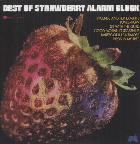 LP5441 Sundazed  The Strawberry Alarm Clock Best Of The Strawberry Alarm Clock (LP)
