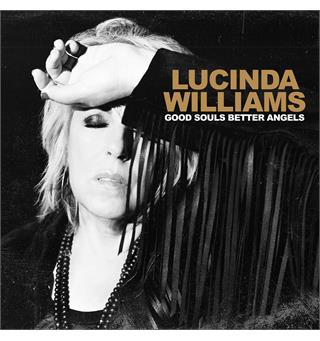 Lucinda Williams Good Souls Better Angels (2LP)