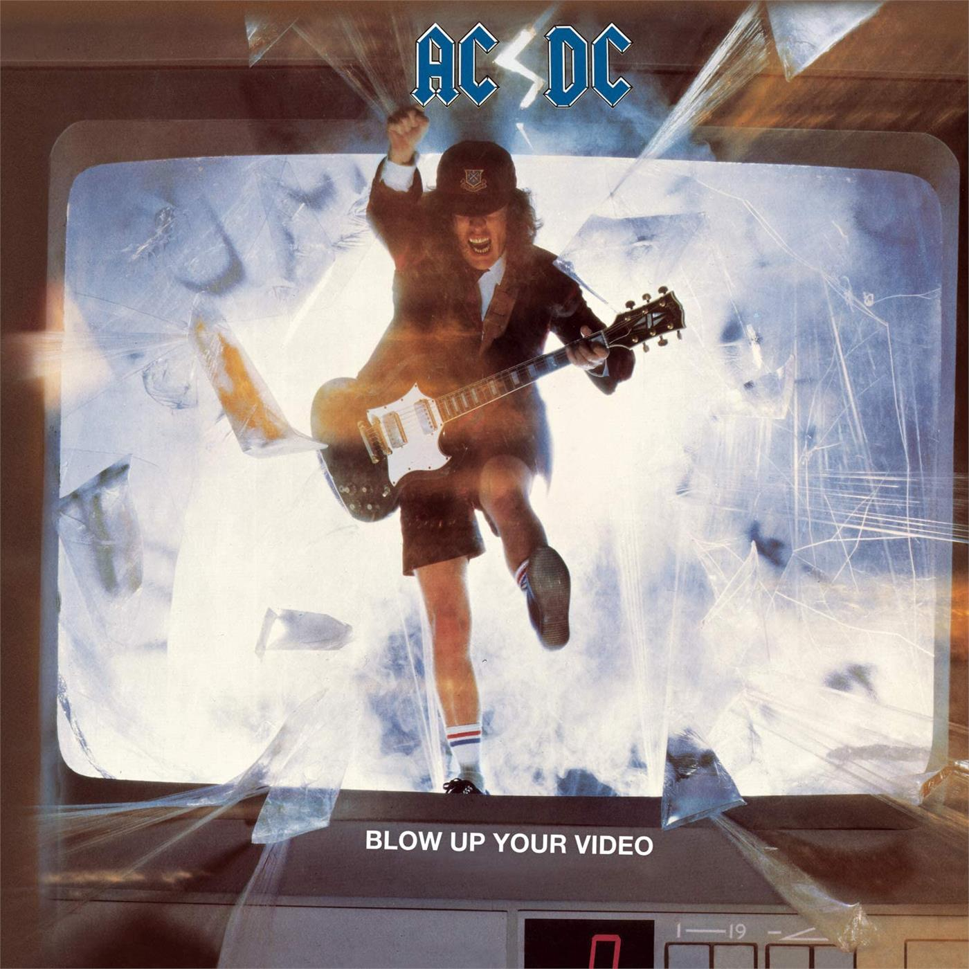 0696998021211 Columbia  AC/DC Blow Up Your Video (LP)