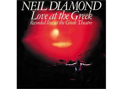 0602508821776 UMC  Neil Diamond Love At The Greek  (2LP)