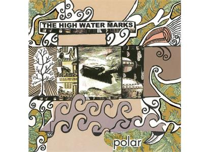 WSR019 Brygga Records  The High Water Marks Polar (LP)