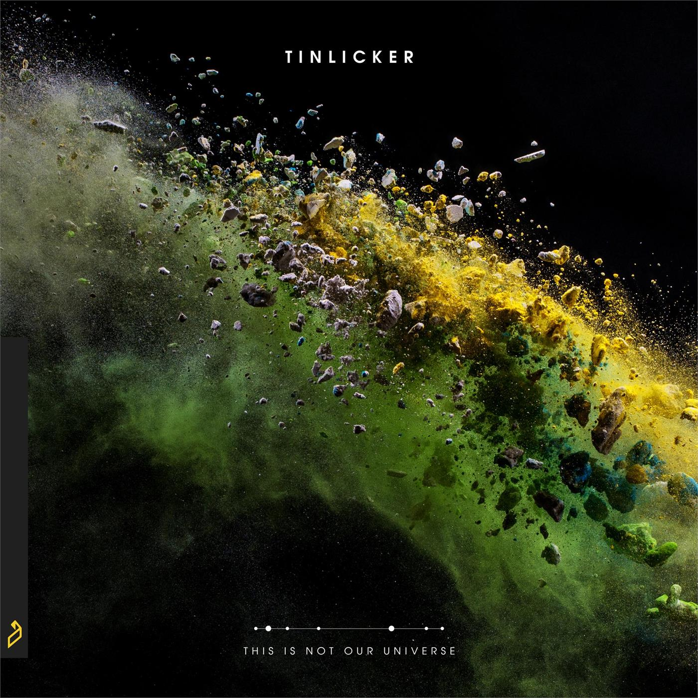 ANJLP072 Anjunabeats  Tinlicker This Is Not Our Universe (2LP)