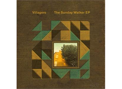 "RUG1092T Domino  Villagers The Sunday Walker EP (12"")"