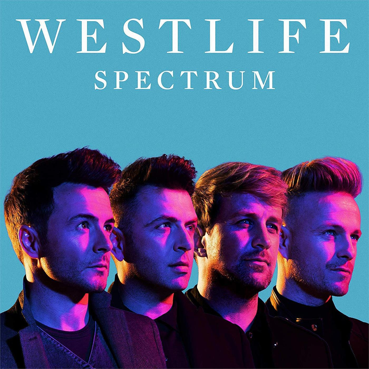 0602577608414 Virgin EMI  Westlife Spectrum (LP)