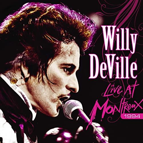0213211EMX Ear Music  Willy DeVille Live At Montreux 1994 (2LP)
