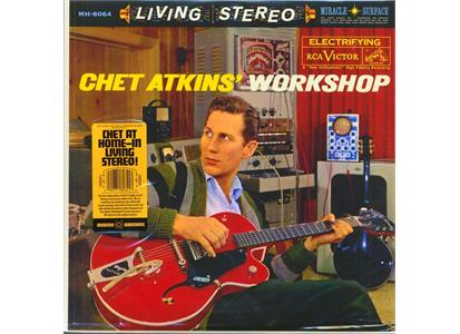 MH8064 Modern Harmonic/Sundazed  Chet Atkins Chet Atkins' Workshop (LP)