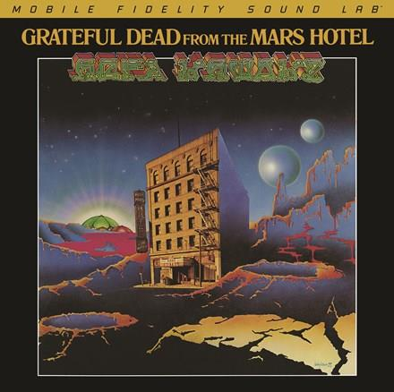 UDSACD 2196 Mobile Fidelity  Grateful Dead From The Mars Hotel - LTD (SACD-Hybrid)
