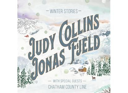 LM419205 Artist Vision  Judy Collins & Jonas Fjeld Winter Stories (LP)