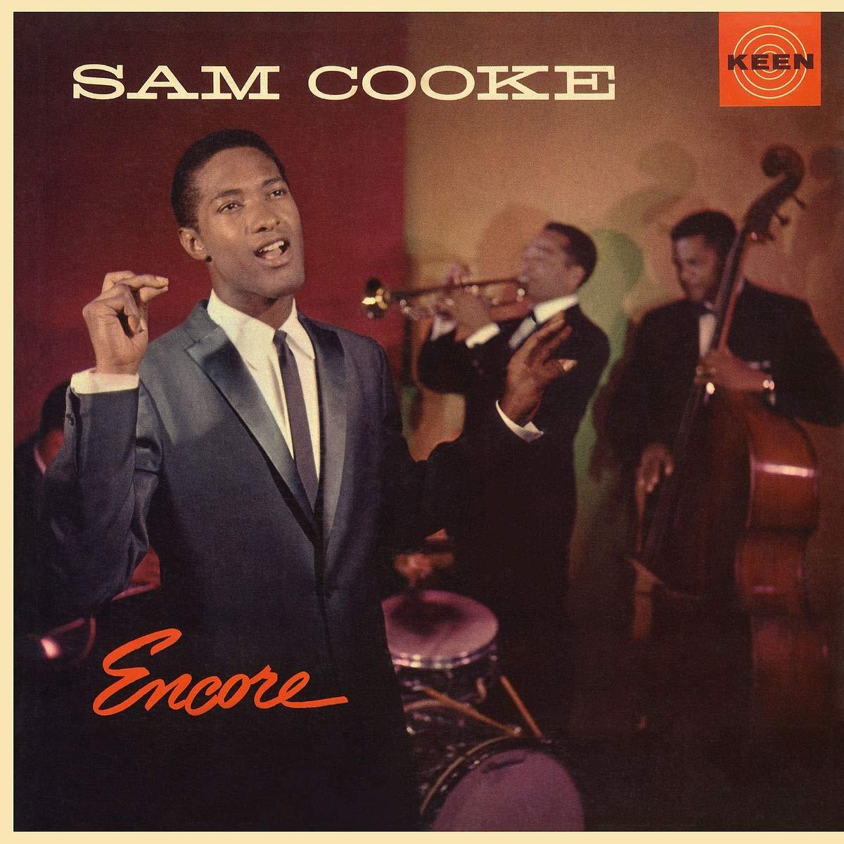 0018771862215 Keen Records  Sam Cooke Encore (LP)