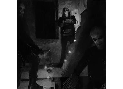 "EDGE035 Edged Circle Productions  Taake/Deathcult Jaertegn - LTD (10"")"