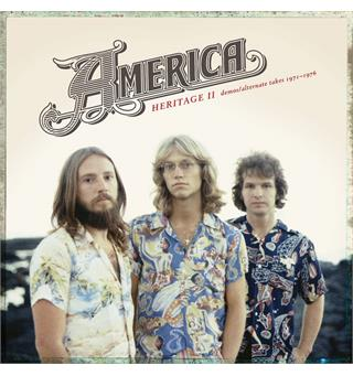 America Heritage II: Demos/Alternate Takes (LP)
