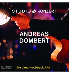Andreas Dombert Studio Konzert - LTD (LP)