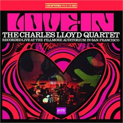 Charles Lloyd Love In (LP)