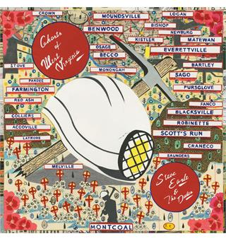 Steve Earle & The Dukes Ghosts Of West Virginia (LP)