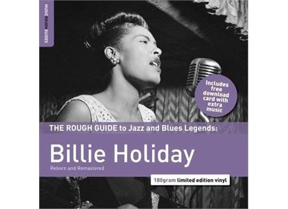 RGNET1234LP World Music Network  Billie Holiday Rough Guide To Billie Holiday (LP)