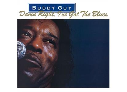 MOVLP2702 Music on Vinyl  Buddy Guy Damn Right, I've Got The Blues (LP)