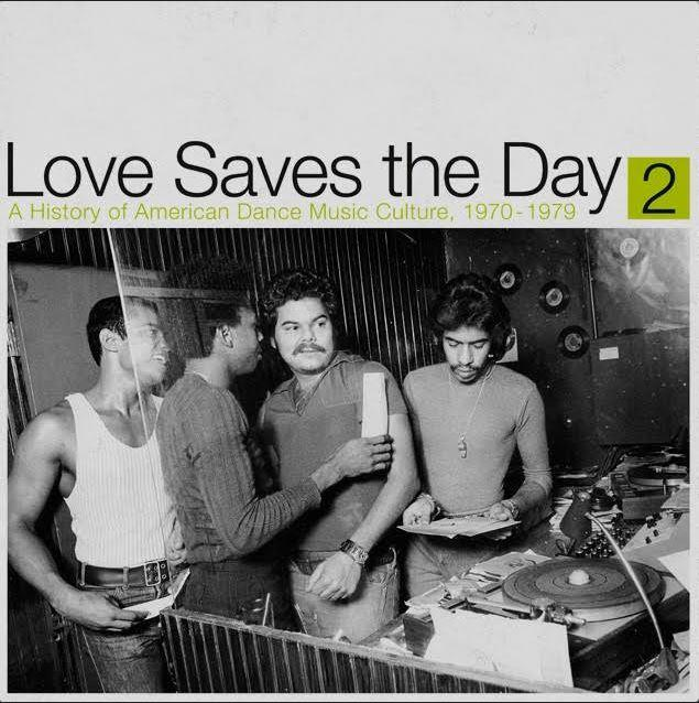 REAPLP2PT2 Reappearing  Diverse Artister Love Saves The Day Part 2 (2LP)