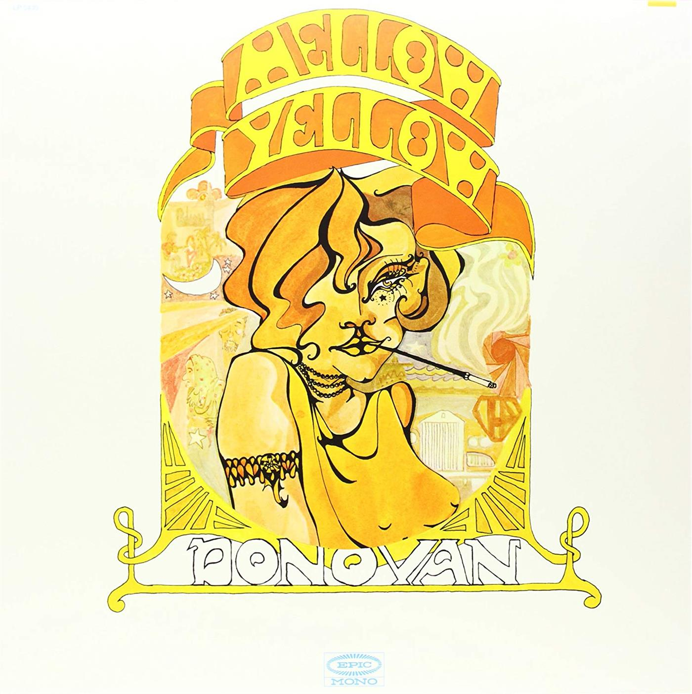 LP5430 Sundazed  Donovan Mellow Yellow (Mono Edition) (LP)