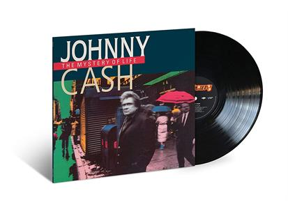 0602567726890 Mercury/USM  Johnny Cash The Mystery Of Life (LP)