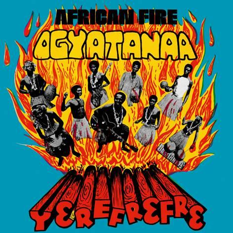 SVVRCH010 Survival Research  Ogyatanaa Show Band African Fire Yerefrefre (LP)