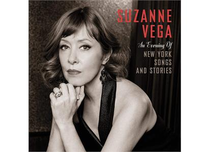 COOKLP763 Cooking Vinyl  Suzanne Vega An Evening Of New York Songs And...(2LP)