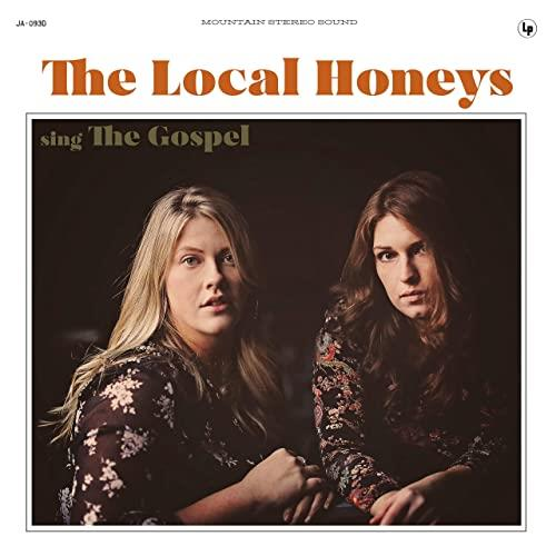 SUSR59.1 Soul Step Records  The Local Honeys The Gospel (LP)