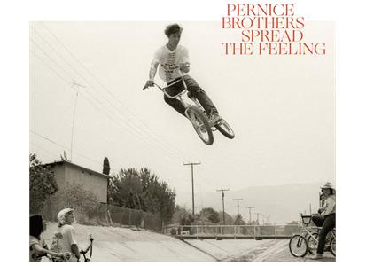 ASHM18 Ashmont Records  The Pernice Brothers Spread The Feeling - LTD (LP)
