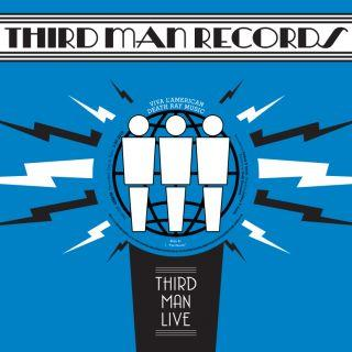 "TMR398 Third Man Records  Viva L'American Death Ray Music Live At Third Man 7-7-16 (7"")"