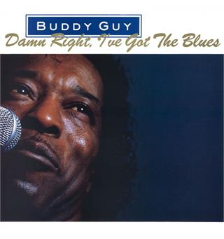 Buddy Guy Damn Right, I've Got The Blues (LP)