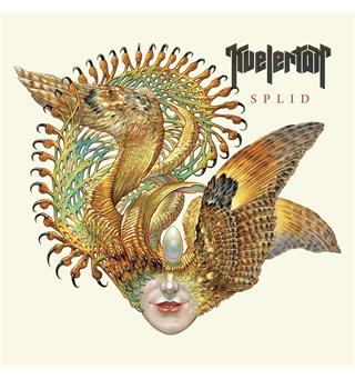 Kvelertak Splid - BLACK & GOLD (2LP)