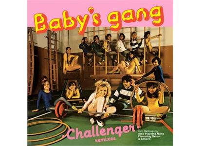 "MAXI103212 ZYX  Baby's Gang Challenger Remixes (12"")"