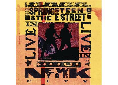0190759789513 Columbia  Bruce Springsteen & The E Street Band Live In New York City (3LP)