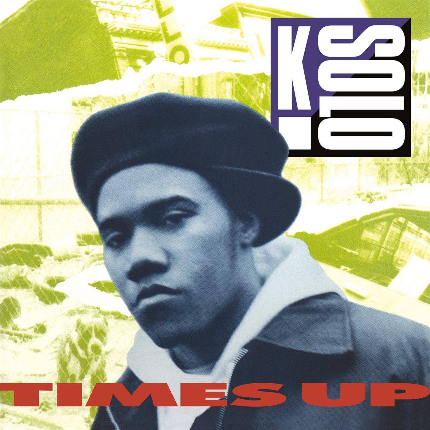 MOVLP2604 Music on Vinyl  K-Solo Times Up (LP)
